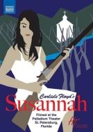『スザンナ』全曲 アンガー演出、スフォルツィーニ&セントピーターズバーグ歌劇場、スパタフォラ、トッド・ドノヴァン、他(2014 ステレオ)