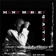 Hank Mobley Quartet (高音質盤/2枚組/180グラム重量盤レコード/Music Matters)