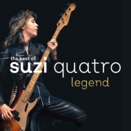 The Best of Suzi Quatro: Legend (ゴールド・ヴァイナル仕様/2枚組アナログレコード)
