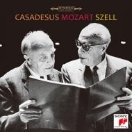 Piano Concertos Nos.7, 10, 15, 17, 21, 22, 23, 24, 26, 27 : Robert Casadesus(P)George Szell / Ormandy / (4SACD)(Hybrid)
