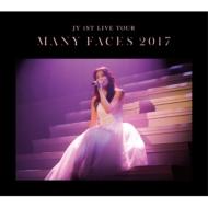 """JY 1st LIVE TOUR """"Many Faces 2017"""" 【初回生産限定盤】"""