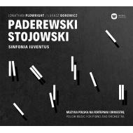パデレフスキ:ピアノ協奏曲、ストヨフスキ:交響的狂詩曲 ジョナサン・プロウライト、ウカシュ・ボロヴィツ&シンフォニア・ユヴェントゥス