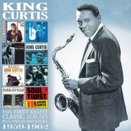 His First Eight Classic Albums: 1959-1962 (4CD)