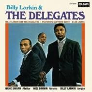 Billy Larkin And The Delegates / Featuring Clifford Scott-blue: Lights