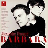 Alexandre Tharaud : Barbara -Hommage a Barbara (2CD)