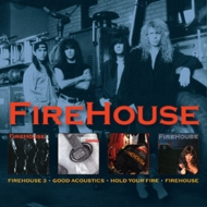 3 / Good Accoustics / Hold Your Fire / Firehouse