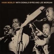 Hank Mobley With Donald Byrd & Lee Morgan (アナログレコード/Go! Bop!)
