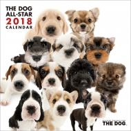 (ミニ)THE DOG ALL-STAR / 2018年カレンダー