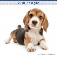 (ミニ)ビーグル / 2018年カレンダー