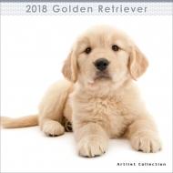(ミニ)ゴールデン・レトリーバー / 2018年カレンダー