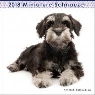 (ミニ)ミニチュア・シュナウザー / 2018年カレンダー