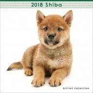 (ミニ)柴 / 2018年カレンダー
