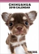 チワワ / 2018年卓上カレンダー