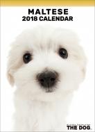 マルチーズ / 2018年卓上カレンダー