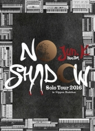 "Jun.K (From 2PM)Solo Tour 2016 ""NO SHADOW"" in 日本武道館 【通常盤】 (DVD)"