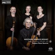Piano Quartets Nos.1, 2 : Kuijken Piano Quartet (Hybrid)