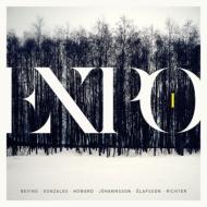 ポストクラシカル・コンピレーション「EXPO 1」:マックス・リヒター、ヒラリー・ハーン、ダニエル・ホープ (アナログレコード)