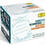 ボストン交響楽団 ドイツ・グラモフォン録音全集(57CD)