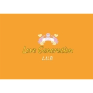 3rd Mini Album: Love Generation (L.u.b Ver.)