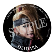 缶バッジ(デイダラ)/ ライブ・スペクタクル「NARUTO-ナルト-」〜暁の調べ〜
