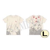 Tシャツ オフホワイト(メンズL)/ ライブ・スペクタクル「NARUTO-ナルト-」〜暁の調べ〜