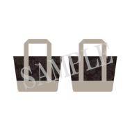 ショッピングバッグ(ブラック)/ ライブ・スペクタクル「NARUTO-ナルト-」〜暁の調べ〜