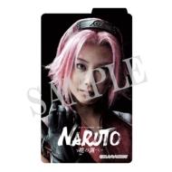 ICカードステッカー(春野サクラ)/ ライブ・スペクタクル「NARUTO-ナルト-」〜暁の調べ〜