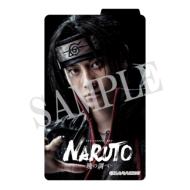 ICカードステッカー(うちはイタチ)/ ライブ・スペクタクル「NARUTO-ナルト-」〜暁の調べ〜