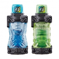 仮面ライダービルド DX海賊レッシャー フルボトルセット
