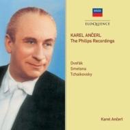 カレル・アンチェル&ウィーン交響楽団/フィリップス録音集(3CD)