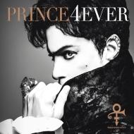プリンス最新ベスト『4EVER』が4枚組アナログ盤で登場