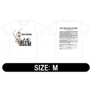 Tシャツ A (WHITE)M / 東京JAZZ 2017