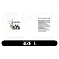 Tシャツ A (WHITE)L / 東京JAZZ 2017