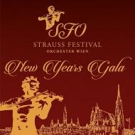 New Year's Gala: Wien Strauss Festival O +schrammel