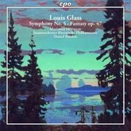 交響曲第5番、ピアノと管弦楽のための幻想曲 ダニエル・ライスキン&ライン州立フィルハーモニー管弦楽団、マリアンナ・シリニャン