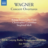 Overtures, Siegfried Idyll: Markl / Mdr So