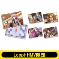 【Loppi・HMV限定】 「バンドリ! ガールズバンドパーティ!」クリアファイルセット(Roselia)(5枚1セット)