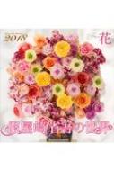 カレンダー2018 假屋崎省吾の世界 花 壁掛 ヤマケイカレンダー2018