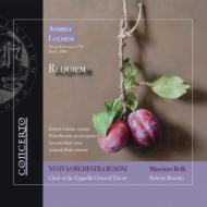 Requiem, Dies Irae, Ave Maria: Belli / Busoni Nuova O Cappella Civica Of Trieste Etc