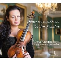 Violin Sonatas: Krestinskaya(Vn)Krotenko(Bassetto)Tarum(Cemb, Organ)