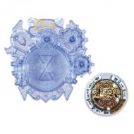 妖怪ウォッチ秘宝妖怪エンブレム & カセキメダルセット05 ザッパドキア