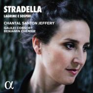 Lagrima E Sospiri-arias: Chantal Santon Jeffery(S)Chenier / Galilei Consort