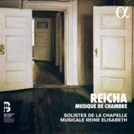 Chamber Works: Quatuor Girard Trio Medici Solistes De La Chapelle Musicale Reine Elisabeth