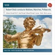 ウィンナ・ワルツ集 ロベルト・シュトルツ&ベルリン交響楽団、ウィーン交響楽団(12CD)