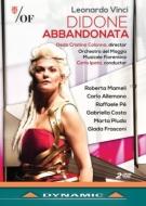 歌劇『捨てられたディドーネ』全曲 コロンナ演出、カルロ・イパタ&フィレンツェ五月祭、マメリ、アレマーノ、他(2017 ステレオ)(2DVD)