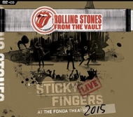 From The Vault -Sticky Fingers: Live At The Fonda Theater 2015 (CD+DVD)