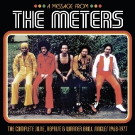 Message From The Meters: The Complete Josie, Reprise & Warner Bros.Singles 1968-1977 (ブラック・ヴァイナル仕様/3枚組アナログレコード)