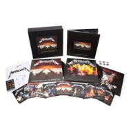 Master Of Puppets: Deluxe Boxset (10CD+3アナログ+2DVD+カセット)