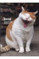 岩合光昭 ねこ 2018年 diary & schedule