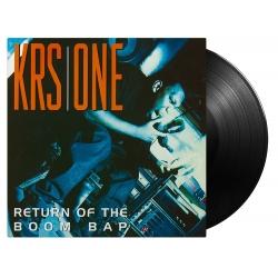 Return Of The Boom Bap (180グラム重量盤/2枚組アナログレコード)